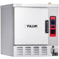 Vulcan C24EA5-LWE 5 Pan Electric Countertop Convection Steamer - 208V, 15 kW