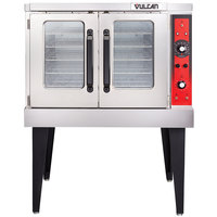 Vulcan VC3ED-480/1 Single Deck Full Size Electric Convection Oven with Solid State Controls - 480V, 1 Phase, 12.5 kW