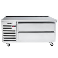 Vulcan ARS60 60 inch 2 Drawer Refrigerated Chef Base