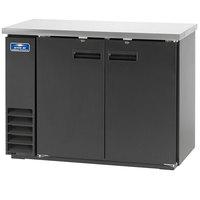 Arctic Air ABB48 49 inch Solid Door Back Bar Refrigerator