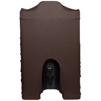Marko EMB5026BS10515 Embrace 10 Gallon Chocolate Spandex Beverage Server Cover