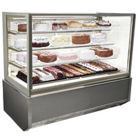 Federal Industries ITR3634-B18 Italian Series 36 inch Floor Model Refrigerated Bakery Display Case - 15.5 cu. ft.