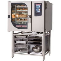 Blodgett BCT-61E-PT Pass-Through Electric Combi Oven with Touchscreen Controls - 208V, 3 Phase, 9 kW