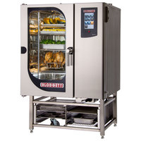 Blodgett BCT-101E Electric Combi Oven with Touchscreen Controls - 208V, 3 Phase, 18 kW