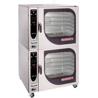 Blodgett CNVX-14G-LP Liquid Propane Double Full Size Convection Oven with Manual Controls - 130,000 BTU