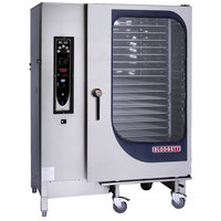 Blodgett BC-20E-208/3 Full Size Roll-In Electric Combi Oven with Manual Controls - 208V, 3 Phase, 61 kW