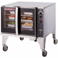 Blodgett HV-100G-LP Liquid Propane Single Deck Additional Unit Full Size Hydrovection Oven - 60,000 BTU