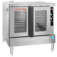 Blodgett Zephaire-200-E Additional Model Full Size Bakery Depth Electric Convection Oven - 208V, 3 Phase, 11 kW