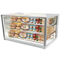 Federal Industries ITR4834 Italian Series 48 inch Drop-In Refrigerated Bakery Display Case - 21 cu. ft.