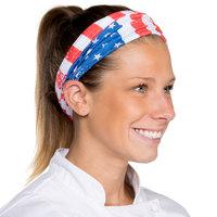 Headsweats 8828-501SS76 American Flag Full Ultra Band Headband