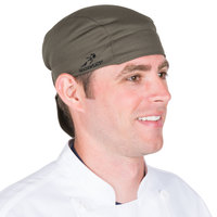 Headsweats 8807-234 Olive Shorty Chef Cap