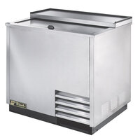 True T-36-GC-S 36 inch Stainless Steel Glass and Plate Froster