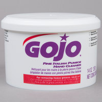 GOJO® 1132-12 14 oz. Fine Italian Pumice Hand Cleaner