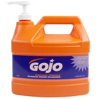 GOJO® 0955-02 1 Gallon Natural Orange Pumice Hand Cleaner