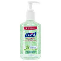Purell® 3639-12 Advanced with Aloe 12 oz. Gel Instant Hand Sanitizer