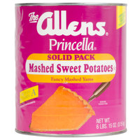 #10 Can Mashed Sweet Potatoes - 6/Case