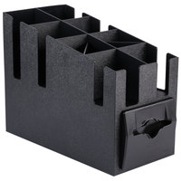 Vollrath CTNCLS-06 Countertop Napkin, Cup, Lid, and Straw Dispenser / Organizer