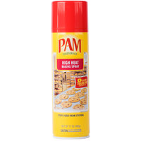 PAM 17 oz. High Heat Baking Release Spray - 6/Case