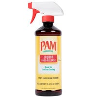 PAM 15.5 oz. All Purpose Liquid Release Spray   - 6/Case