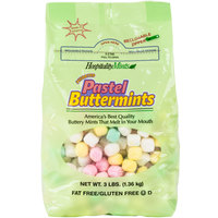 Assorted Pastel Buttermints - 3 lb.