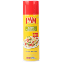PAM 17 oz. Olive Oil Release Spray - 6/Case
