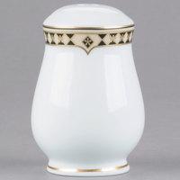 Syracuse China 911191027 Baroque Bone China Pepper Shaker - 36/Case