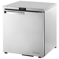 True TUC-27F-LP-HC~SPEC1 27 inch Spec Series Low Profile Undercounter Freezer