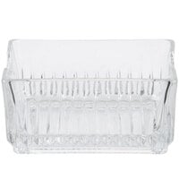 Libbey 5460 Winchester 4 1/4 inch Glass Sugar Package Holder - 24 / Case