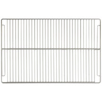 Turbo Air CZ92600200 Stainless Steel Wire Right Bottom Shelf - 25 1/2 inch x 24 inch