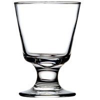 Libbey 3747 Embassy 7 oz. Footed Rocks / Old Fashioned Glass - 24/Case
