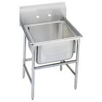 Advance Tabco 94-41-24 Spec Line One Compartment Pot Sink - 33 inch