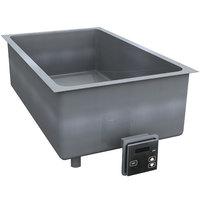 Delfield N8731-DESP ESP Series Two Pan Drop-In Hot Food Well