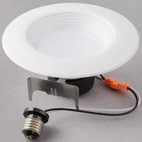Satco S9469 12 Watt (65W Equivalent) Warm White LED Downlight Retrofit 5''-6'' Light Fixture - 120V