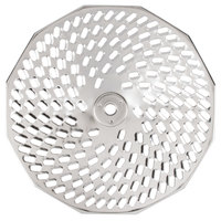 Tellier X3040 5/32 inch Perforated Replacement Sieve for Food Mill #3 - Stainless Steel