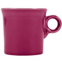 Homer Laughlin 453341 Fiesta Claret 10.25 oz. Mug - 12/Case