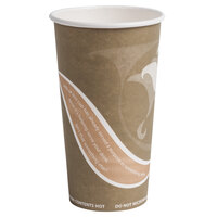 Eco Products EP-BRHC20-EW Evolution World PCF 20 oz. Hot Cups - 1000 / Case