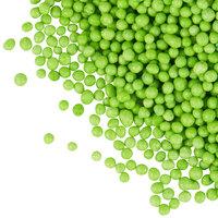 Lime Green Nonpareils - 8 lb.