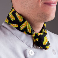 36 inch x 15 inch Corn Patterned Neckerchief / Bandana