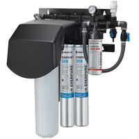 Everpure EV9437-31 Endurance High Flow Triple Water Filtration System with Pre-Filter and Scale Reduction - .2 Micron and 11.25 GPM