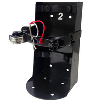 Strike First SF-021 Heavy Duty Vehicle Bracket for 10# Fire Extinguisher with Pin and Safety Retainer