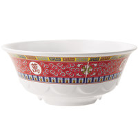 GET M-806-L Dynasty Longevity 24 oz. Wave Bowl - 12/Case