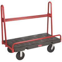 Rubbermaid 4463 A-Frame 48 inch x 24 inch Panel Truck - 2000 lb. Capacity