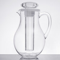 1/2 Gallon Plastic Pitcher with Ice Core
