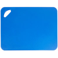 Rubbermaid 1980410 Color-Coded 15 inch x 20 inch Blue Cutting Board