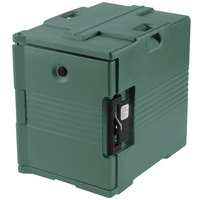 Cambro Camcarrier UPC400SP192 Granite Green Pan Carrier with Security Package
