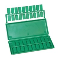 Unger PCLIP Squeegee PlasticClips and Case - 40/Pack