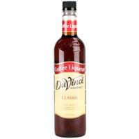 DaVinci Gourmet 750 mL Coffee Liqueur Flavoring Syrup
