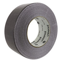 Universal UNV20048G 2 inch x 60 Yards Silver General Purpose Duct Tape