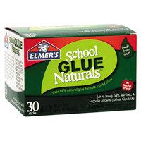 Elmer's EPIE5043 0.21 oz. Naturals Clear School Glue Stick - 30/Box