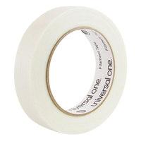 Universal UNV31624 1 inch x 60 Yards Clear 350# Premium Filament Tape
